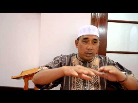 Temuramah bersama Imam Masjid Katanning, Australia