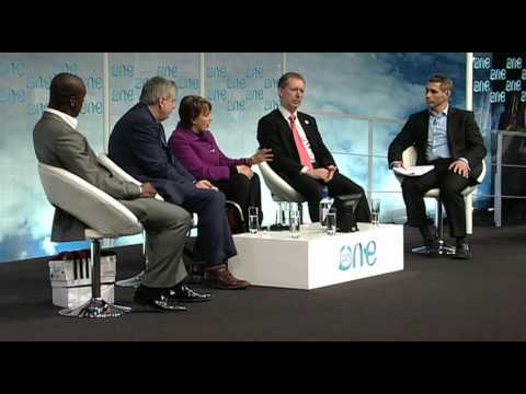 OYW 2010 Beyond Sport: Panel discussion - Session Opening