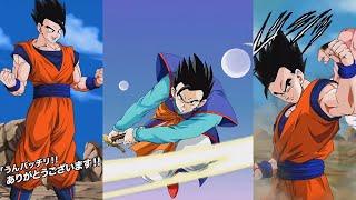 *NEW* DOKKANFEST ULTIMATE GOHAN & KIBITO KAI SUPER ATTACKS! (DBZ: Dokkan Battle)