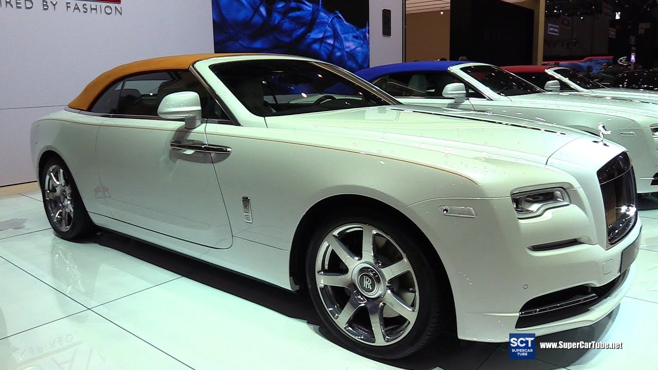 2018 rolls royce dawn. simple 2018 2018 rolls royce dawn inspired by fashion  exterior interior walkaround  2017 geneva motor show on rolls royce dawn youtube