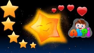 Parla sen küçük yıldız ????( türkçe twinkle twinkle little star )