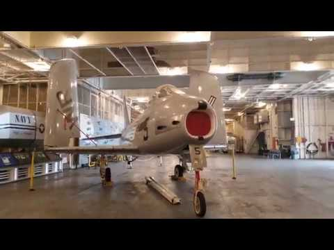 USS Hornet Tour , USS Hornet , USS Hornet Museum , USS Hornet CV-12