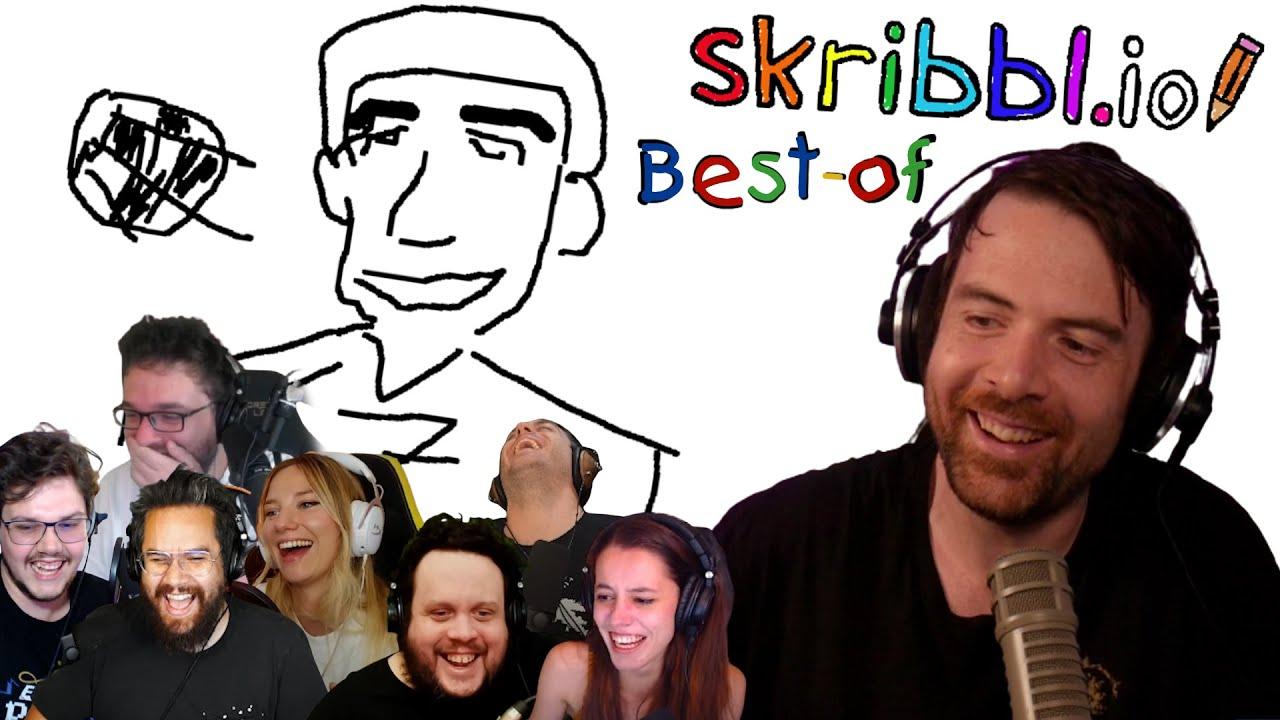 Download SKRIBBL.IO ft. Zerator, Antoine Daniel, MisterMV, Baghera, Mynthos, AngleDroit... (Best-of Twitch)