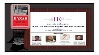 Jinnah His Successes, Failures and Role in History  By Ishtiaq Ahmed