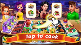 Fun Cooking Games - Cooking Sizzle Master Chef Android Gameplay HD #2