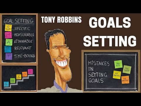 [New] Tony Robbins - Personal Goal Setting || Take Control of Your life With Tony Robbins