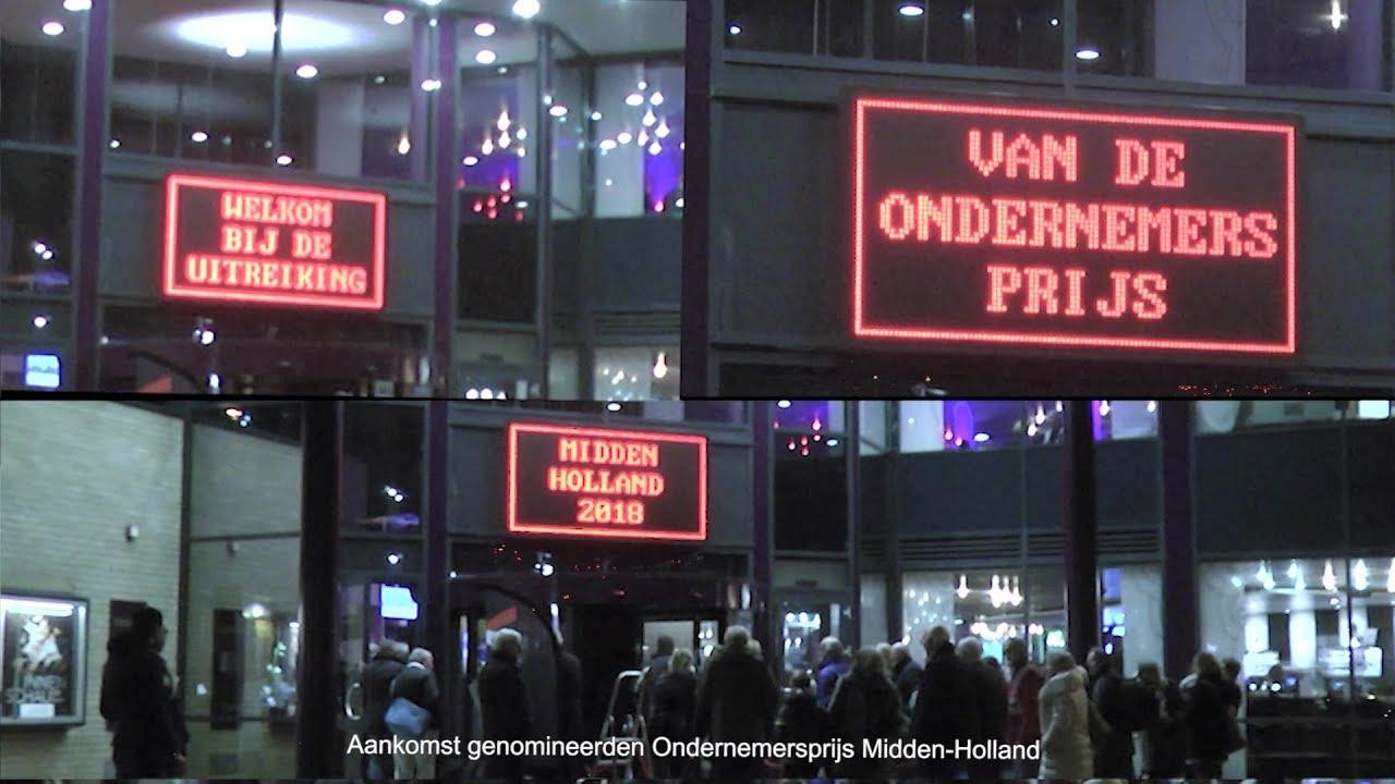 2018 week 3 Ondernemersprijs Midden Holland