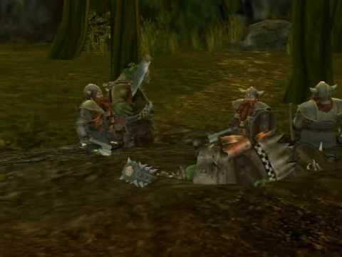 Warhammer Online: Age of Reckoning – Gameplay trailer (2006)