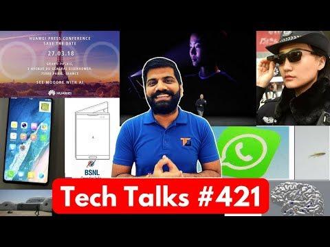 Tech Talks #421 - Whatsapp Payment, Triple Display Phone, Google Yeti, Panasonic GH5S, GTA V
