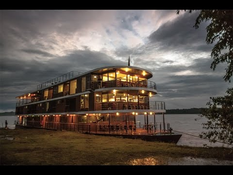 Anakonda Amazon Cruise in Ecuador | Rainforest Cruises