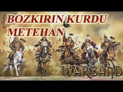 EN YENİ TÜRK MODU!!! Mount And Blade Warband Bozkırın Kurdu Mete Han Mod Tanıtım