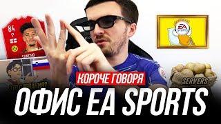 КОРОЧЕ ГОВОРЯ: EA SPORTS| ФИФА 19