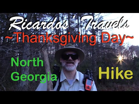 ricardos-travels-thanksgiving-day-backpacking-hike-in-north-georgia-2019