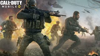 Call Of Duty-Mobile Game ,Play In Your Android Phone.