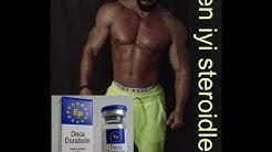 En iyi steroidler ( deca Durabolin )