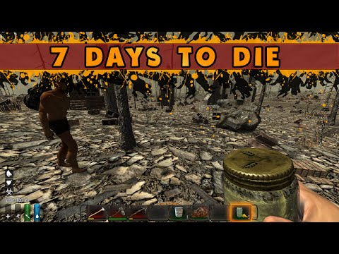 7 days to die e03 good guy wasteland youtube. Black Bedroom Furniture Sets. Home Design Ideas