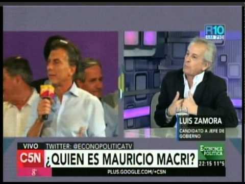 Luis Zamora: El PRO es enemigo de los intereses populares | El Destape