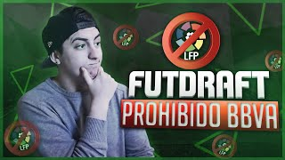 FIFA 16 | FUT DRAFT ¡¡PROHIBIDO LIGA BBVA!!