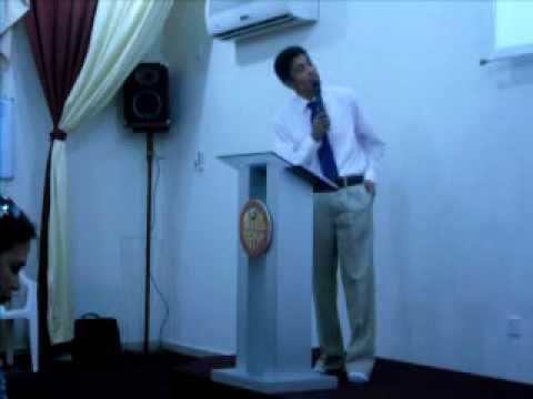 Pastor Phillip Borja (God's Love For Man) 1