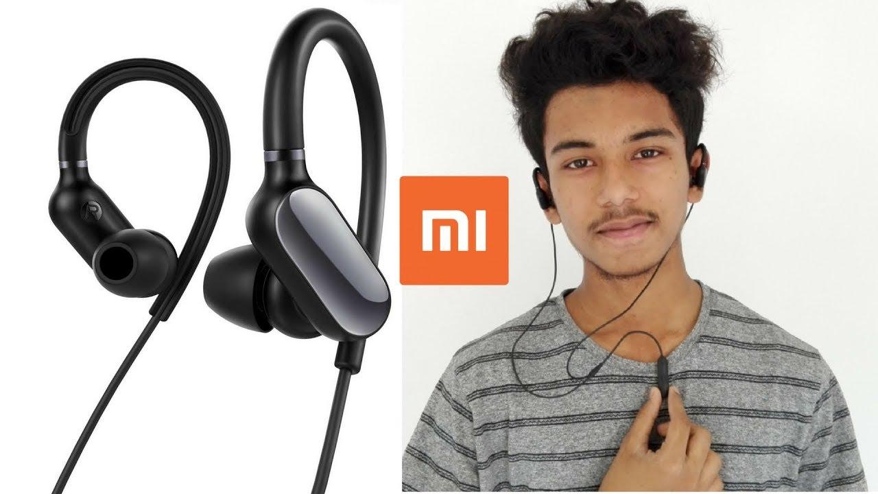 Xiaomi Mi Sports Mini Bluetooth Headset Review Hindi Youtube