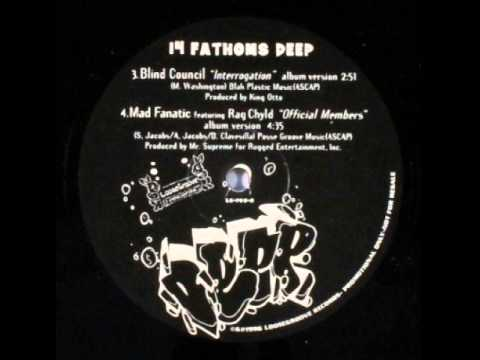 """Mad Fanatic feat. RagChyld - Official Members (1996) [12"""" Version]"""