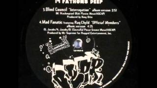 "Mad Fanatic feat. RagChyld - Official Members (1996) [12"" Version]"