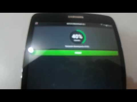 "Samsung Galaxy Tab PRO 8.4"" T320 Antutu benchmark"