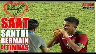 Ini Kebiasaan Hebat & Unik Santri Rafli Mursalim Striker  Indonesia saat bermain di Timnas U-19