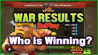 AMAZING RAID ! Elite War⭐Cambodia Clan Vs Soul Reapers-_-⭐Super Skill Attack Clash of Clans 2018 !