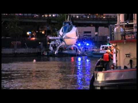USACE New York District Response to Helicopter crash Oct. 2011.wmv