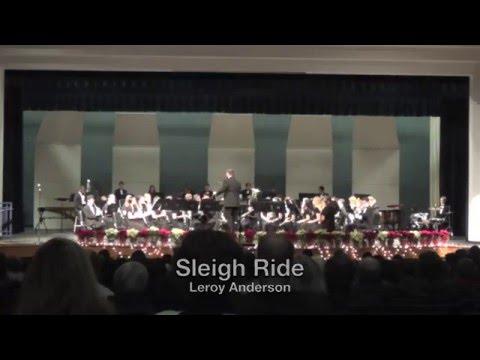 Howard High School Winter Concert (Part 2: Wind Ensemble)