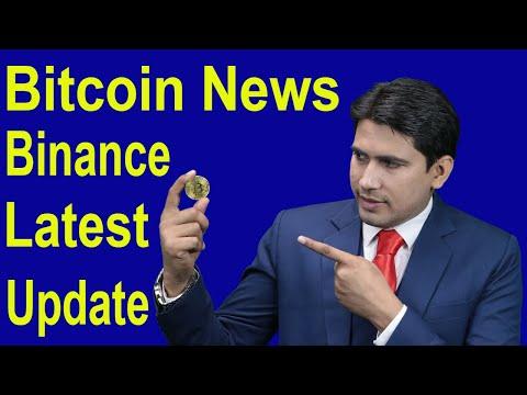 Bitcoin Price/Bitcoin News/Binance Latest Update