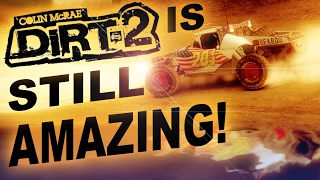 Colin McRae Dirt 2: one of the best racing games ever