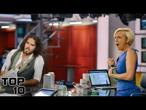 Top 10 Live News Reporting Fails - Part 4