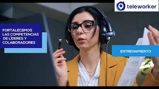 Teleworker: El futuro del trabajo, modelos híbridos: teletrabajo, trabajo remoto smartworking
