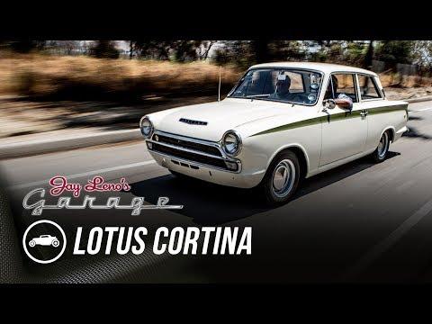 1966 Lotus Cortina - Jay Leno's Garage
