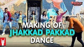 Making of Jhakkad Pakkad | 6 Pack Band 2.0