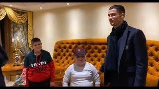 'Fluturuan' nga dritarja prej tërmetit, takim me Ronaldon e Buffon,Rama mban premtimin për 2 fëmijët