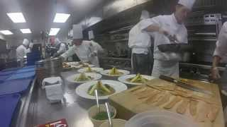 A Day in Class at The Culinary Institute of America
