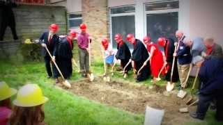 Church Construction: Memorial Park Church Groundbreaking