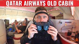 IS QATAR AIRWAYS OLD BUSINESS CLASS STILL GOOD ENOUGH?