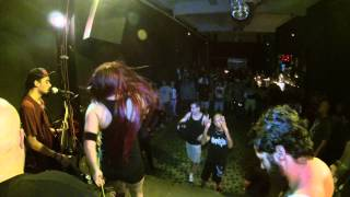 Apparitions - Live at Vengeance Hardcore Fest