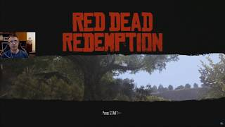 RED DEAD REDEMPTION ON PC GAMEPLAY