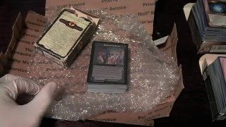 Unboxing/Commentary - MECCG Mixed Lot #1 w/ Overview of MECCG Expansions