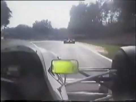 Christian Fittipaldi Onboard Monza 1993