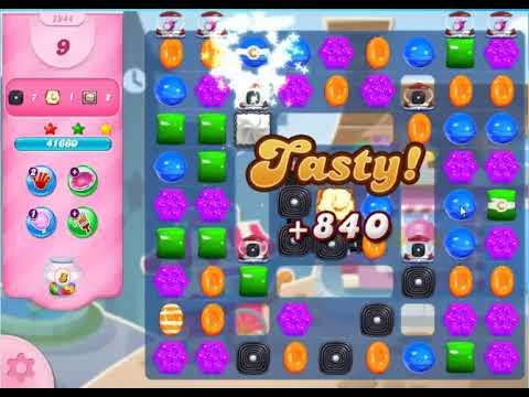 Candy Crush Saga level 2944