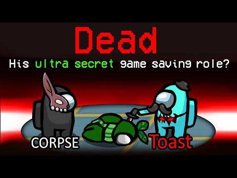 his super SECRET ROLE revealed my IMPOSTOR plays...? (custom mod)