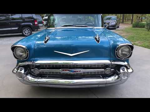 1957 Chevrolet Belair 150 for sale now
