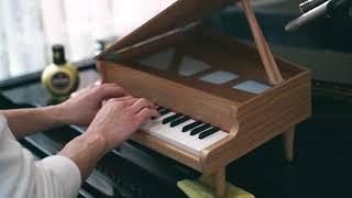Mozart - Rondo Alla Turca (Turkish March) Medley on Toy Piano