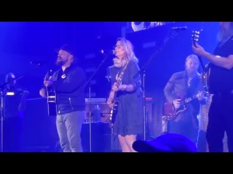I've Got A Feeling - Zac Brown Band with Susan Tedeschi and Derek Trucks 4/17/2016